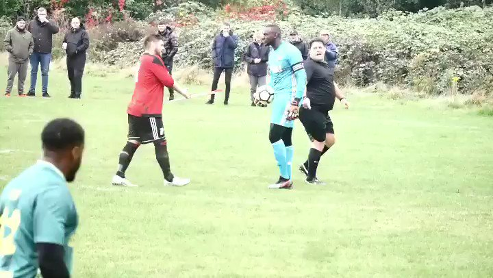Greatest Sunday League video of all time! https://t.co/VtpB7T42j3
