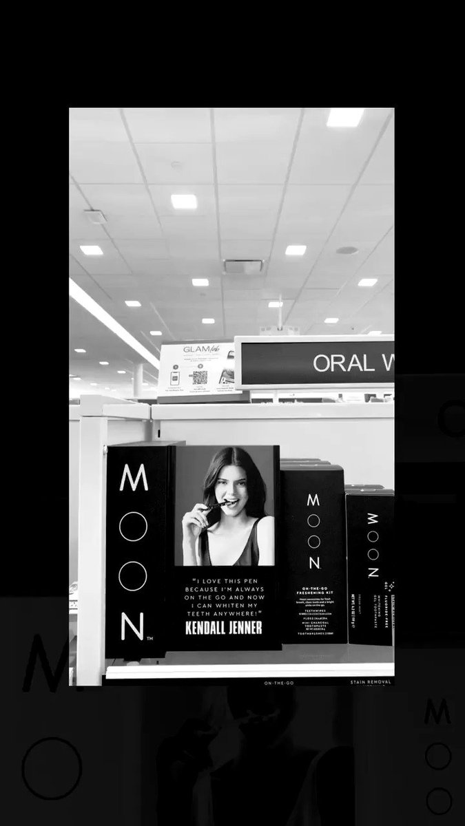My monthly@MoonOralCare re-up🖤Shop the new On-The-Go Kit! #moon_partner  https://t.co/IFmFkaLHJc https://t.co/oKqtP4tYvh
