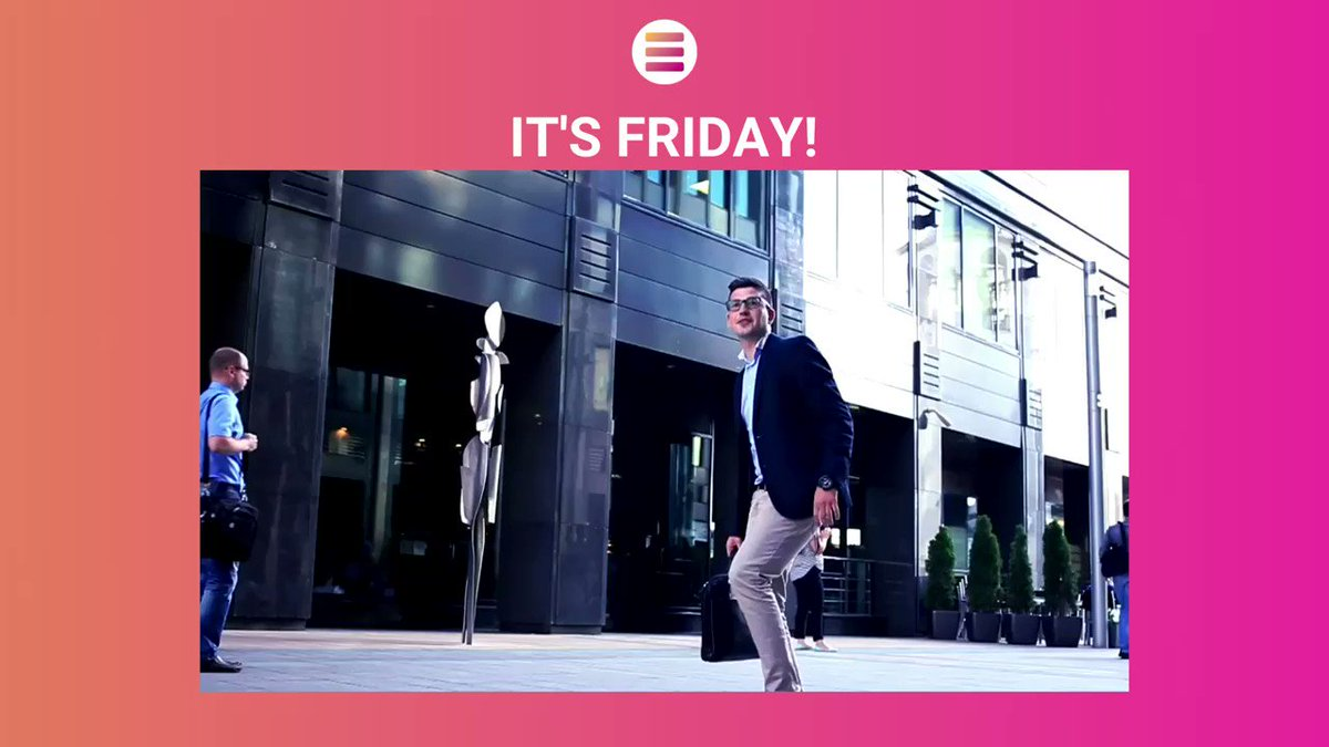 It's Friday and we're dancing in the weekend just like recruiters with really good interview-tools do! Are you joining us next friday?  #remotehiring #interviewsoftware #conversationalai #interviewautomation #tengai #recruiting #hrtech https://t.co/pb5CXHEAlW