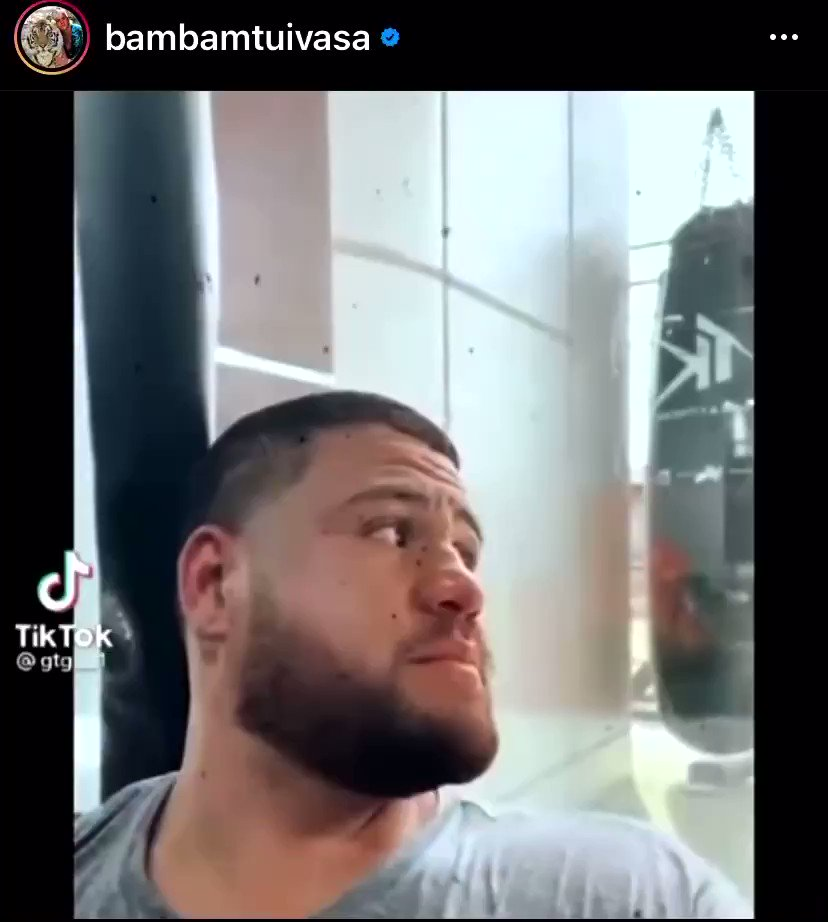 Tai Tuivasa met one of his fans on IG live and it's the best thing you'll see today. 😂😂😭😭 https://t.co/vrmbi6KB5L