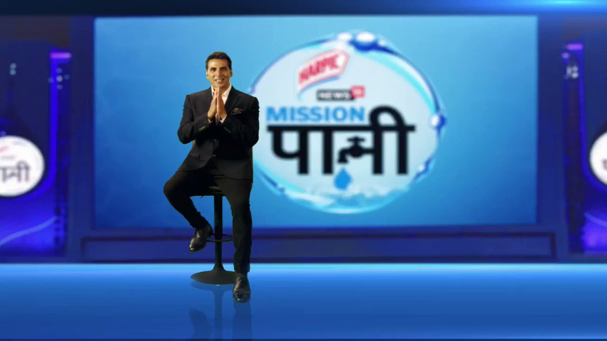 To protect India's health, we must come together as one. Join me and #MissionPaani a @CNNnews18 and @harpic_india initiative, to help save water and promote hygiene, this #WorldWaterDay @MoJSDoWRRDGR @gssjodhpur https://t.co/Zfxix7qd3k