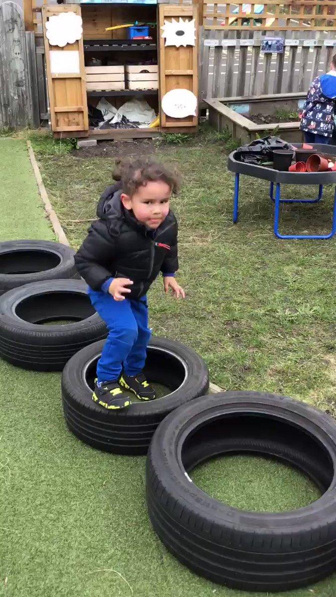 Image for the Tweet beginning: We've been exploring the tyres