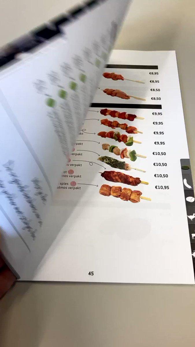 Het nieuwe assortimentsboek van Veldhoven kipproducten is bij ons binnen! De komende weken zal u dit prachtig exemplaar bij uw bestelling geleverd krijgen. Ook interesse in een exemplaar? Vraag uw accountmanager of één van onze binnendienst medewerkers..
