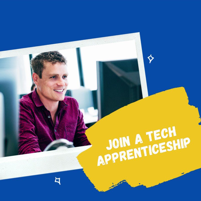 Join a #TechApprenticeship programme Programmes are run across the country giving apprentices easy access to a 2yr programme & giving employers access to untapped talent Choose from Software Development Network Engineering & #Cybersecurity CLICK HERE - https://t.co/ZbPxuLz9DR