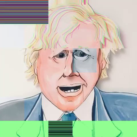 Image for the Tweet beginning: Testing out my new @BorisJohnson
