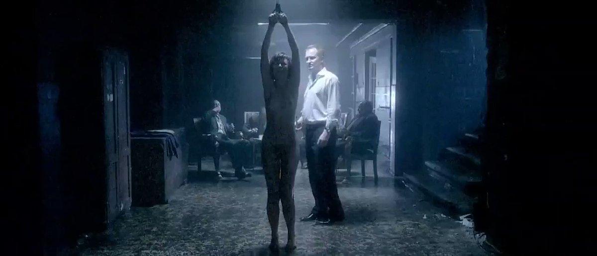 Olga Kurylenko – Hitman (2007)  – Celeb Nudity