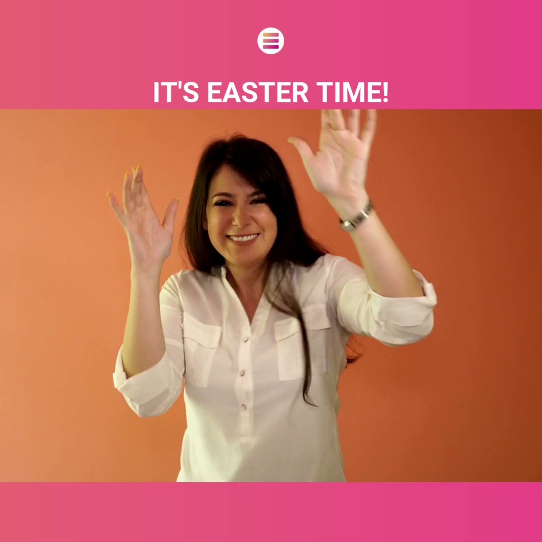 It's Easter-time, and that calls for some end-of-week dancing!  #tengai #conversationalai #interviewintelligence #unbiasedrecruiting #diversityhiring #remotehiring #videointerview #candidateexperience https://t.co/EgNTuRRohG