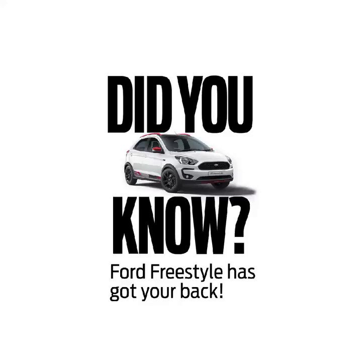 With Ford Freestyle, you get a companion you can trust. Know more here https t.co Y9qiDkFyyD https t.co IcjUGrjXqq