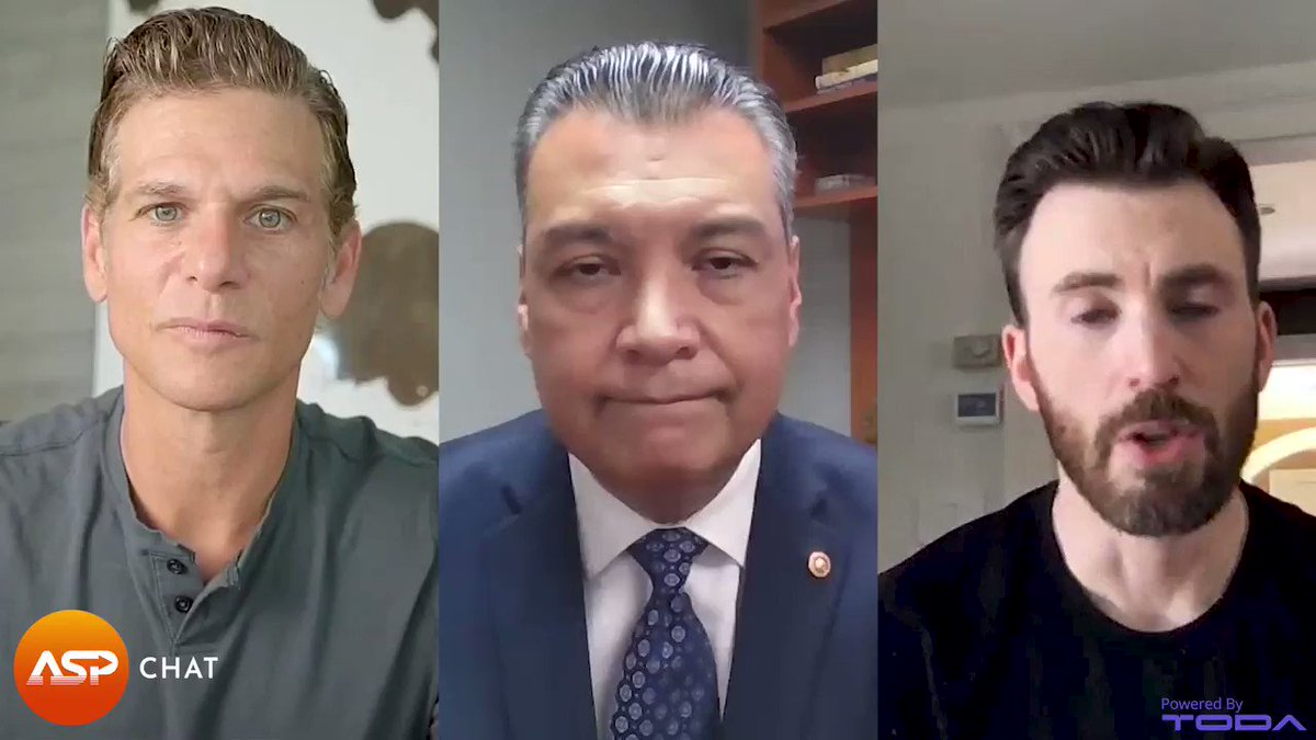 Is it really a crisis? Or just a seasonal surge? Whatever it is, it's got America's attention. @SenAlexPadilla(D-CA) talks to @ChrisEvans and @MarkKassen about unaccompanied minors at the southern border and immigration reform @ASP.  https://t.co/QgfGEeDYqV https://t.co/P3tucCleoD