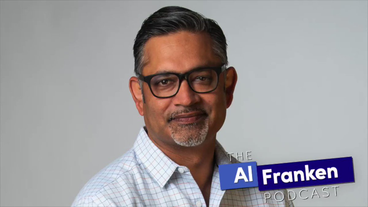 On the Podcast - The Border - National Immigration Forum (@NatImmForum) Head @anoorani on what brought us here & what to do going forward. Here - the cruelty of Sessions and Stephen Miller.  Subscribe to The Al Franken Podcast on Apple Podcasts: