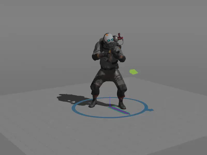 Half-Life: Alyx has recently turned one. Lets celebrate this VR masterpiece with a behind-the-scenes look at NPC locomotion tech developed for the game shared by @ImplicitAction: 80.lv/articles/a-loo… #halflife #halflifealyx #gamedev #animation #3dart #valve #AI #gamedesign