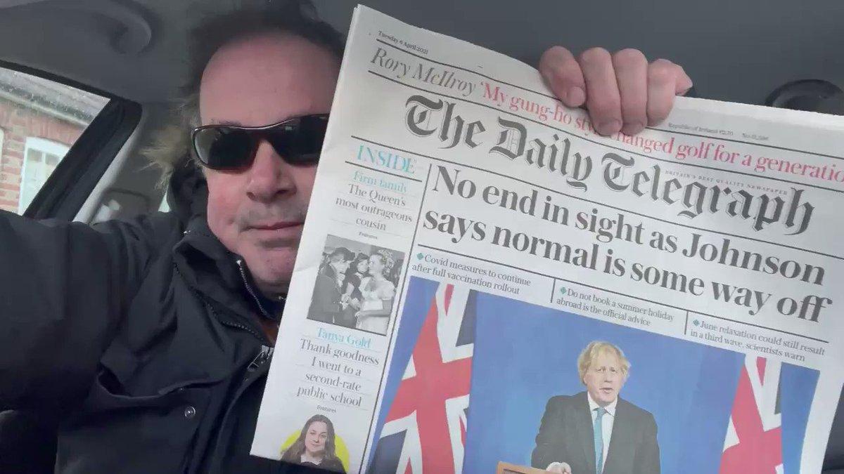@chunkymark's photo on Tory