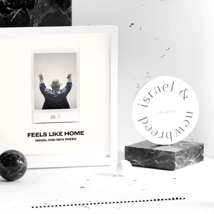 You make all things new ⚡️ It's a new day — a fresh start to move forward! Stream Feels Like Home, Vol. 2 on all platforms! #FeelsLikeHome #IsraelAndNewBreed https://t.co/PszCXoG9yZ https://t.co/GiK4GxEx2W