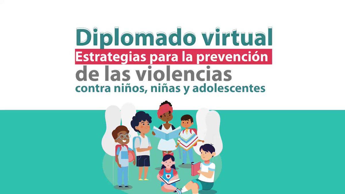 Image for the Tweet beginning: Diplomado virtual Estrategias para la