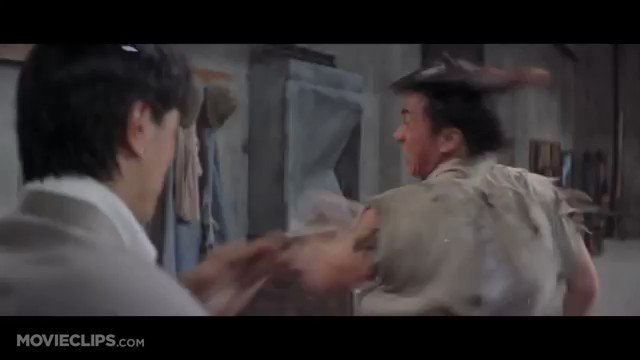 Legend of the Drunken Master still holds up 30 years later. Happy Birthday to the GOAT Jackie Chan.