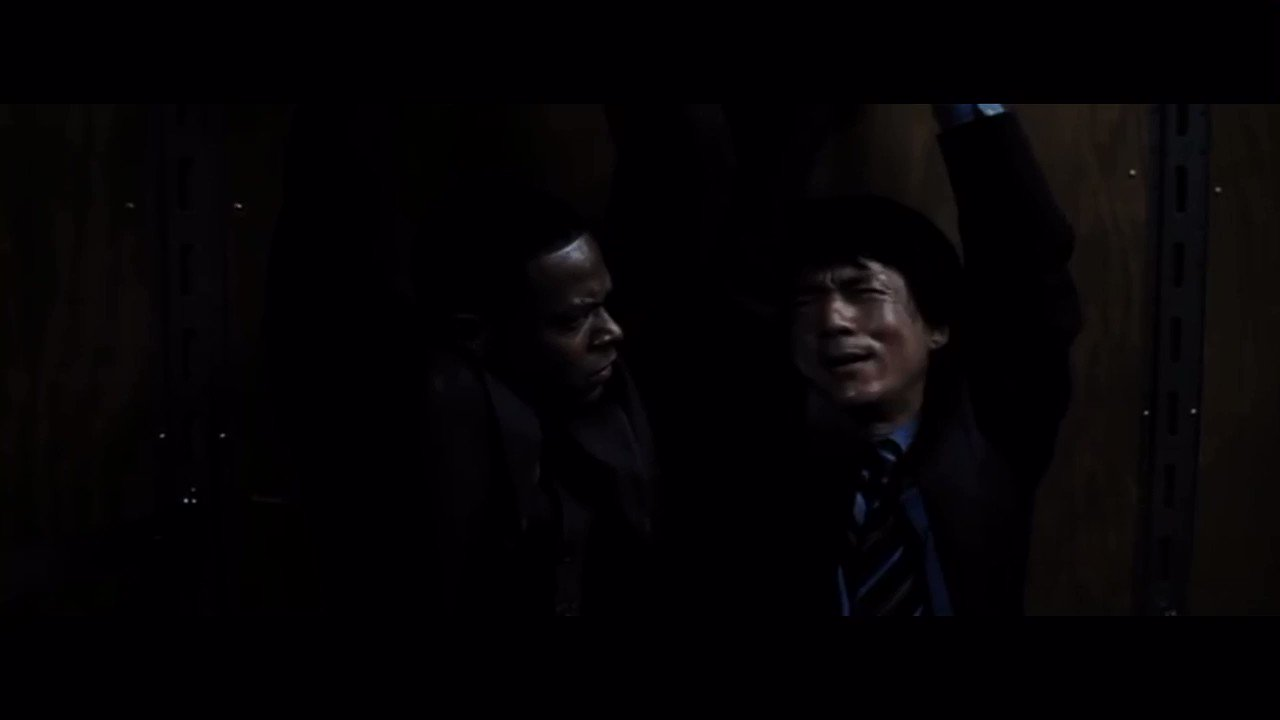 """Happy Birthday to the great Jackie Chan \""""I\ll... bitch slap you back to Africa\"""""""