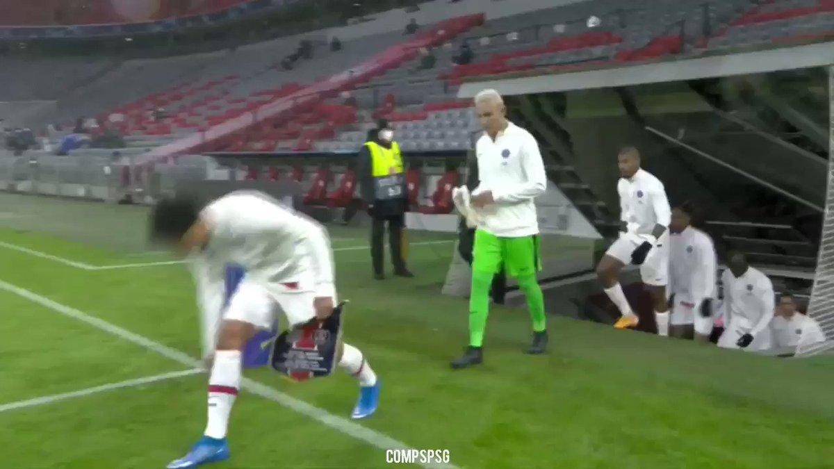 Keylor Navas vs Bayern Munich (A)  https://t.co/IPoYlXVHOx