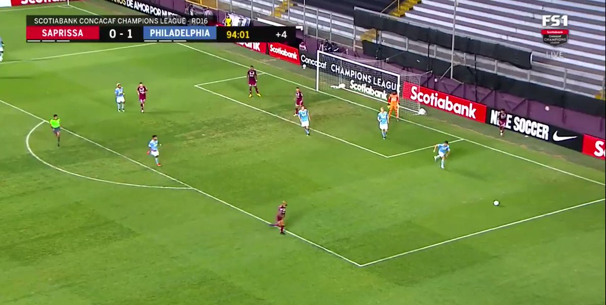 .@SaprissaOficial with the late...yellow card? 🤔🤔🤔 https://t.co/Hk7Ola2UTO