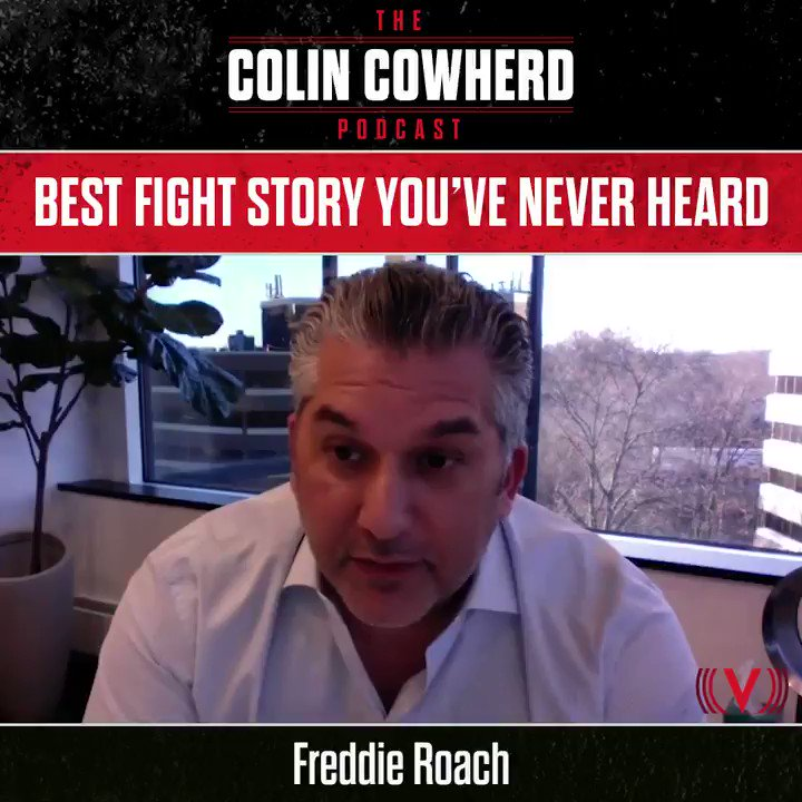 WWE President Nick Khan tells the epic story of how @FreddieRoach got into a fistfight at a Kinko's https://t.co/XGfkBZD0TU