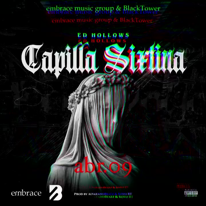 #capillasixtina #embrace #blacktower
