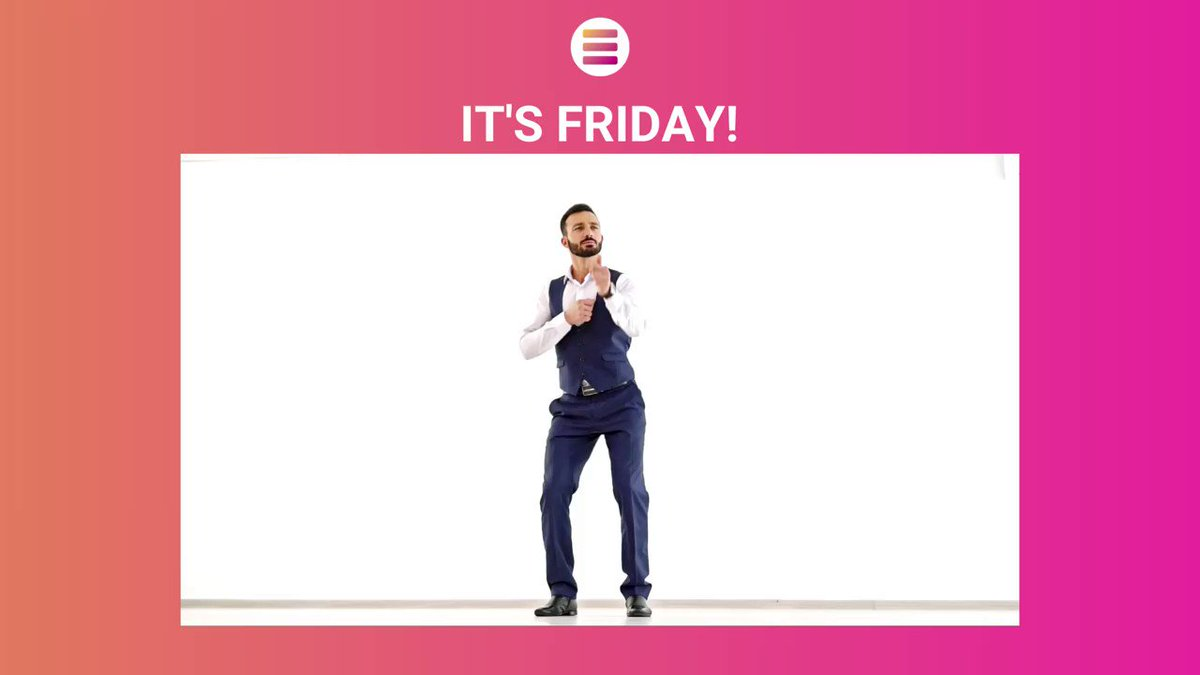 Time for the regular Friday dance-off, move into the weekend like a pro! Happy recruiting everyone!  #conversationalai #interviewintelligence #twowayinterview #unbiasedrecruiting #diversityhiring #hrtech #tetech #diversity #automation #interviewanalytics https://t.co/DzGgNyiEl2