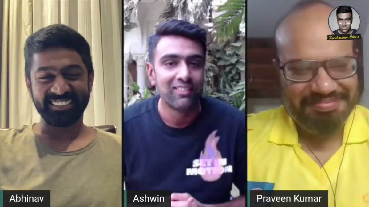 "Welcome @mukundabhinav and a grand comeback for @Comedy_Praveen . Thanks for making this ""mummy returns"" episode 🤣🤣🤣🤣  Watch it here ⬇️⬇️⬇️⬇️⬇️⬇️⬇️ https://t.co/YgNmZx6Nwo https://t.co/eX4rD67Y4X"