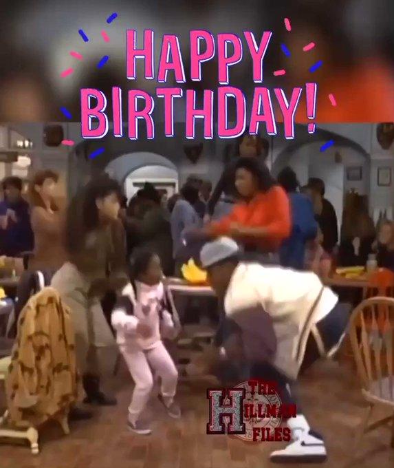 Happy Happy Birthday today KESHIA KNIGHT PULLIAM  Vid with sound on IG @