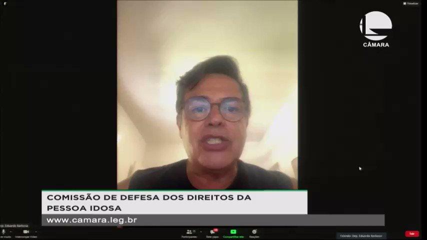 Capa: 📍 Audiência Pública debate a candidatura do Brasil para sediar a terceira Assemb...