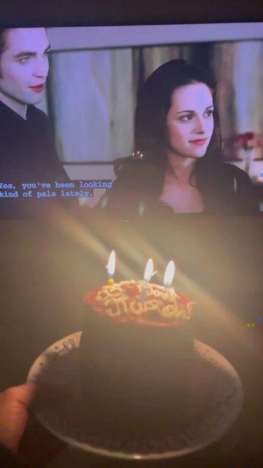 We threw Kristen Stewart a birthday party- we love you! Happy Birthday !!!