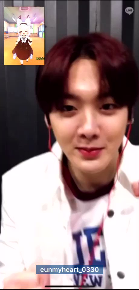 RT @sanha_all: POV: Sanha's cheering you up after having a tiring day   https://t.co/xsWIwdHQCd