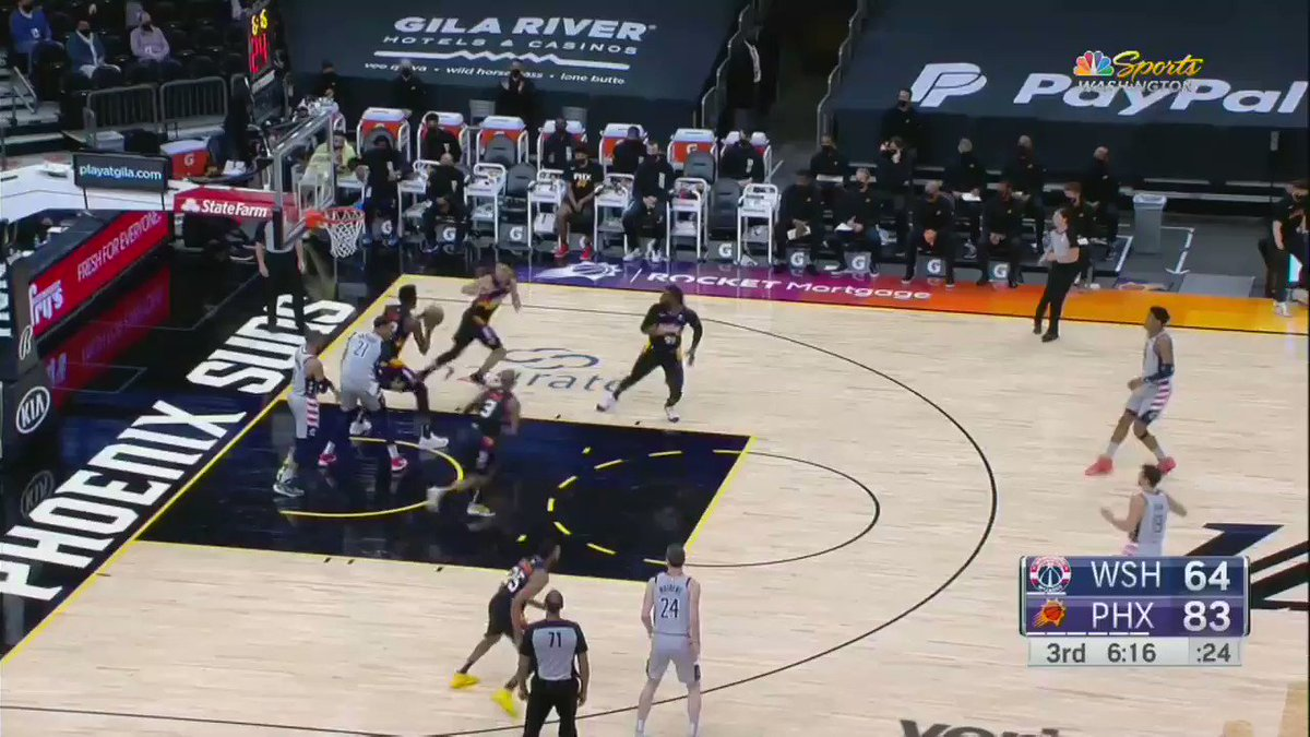 RT @Hoop_District: These Devin Booker bounce passes are out of control https://t.co/LY2bF0tX9V