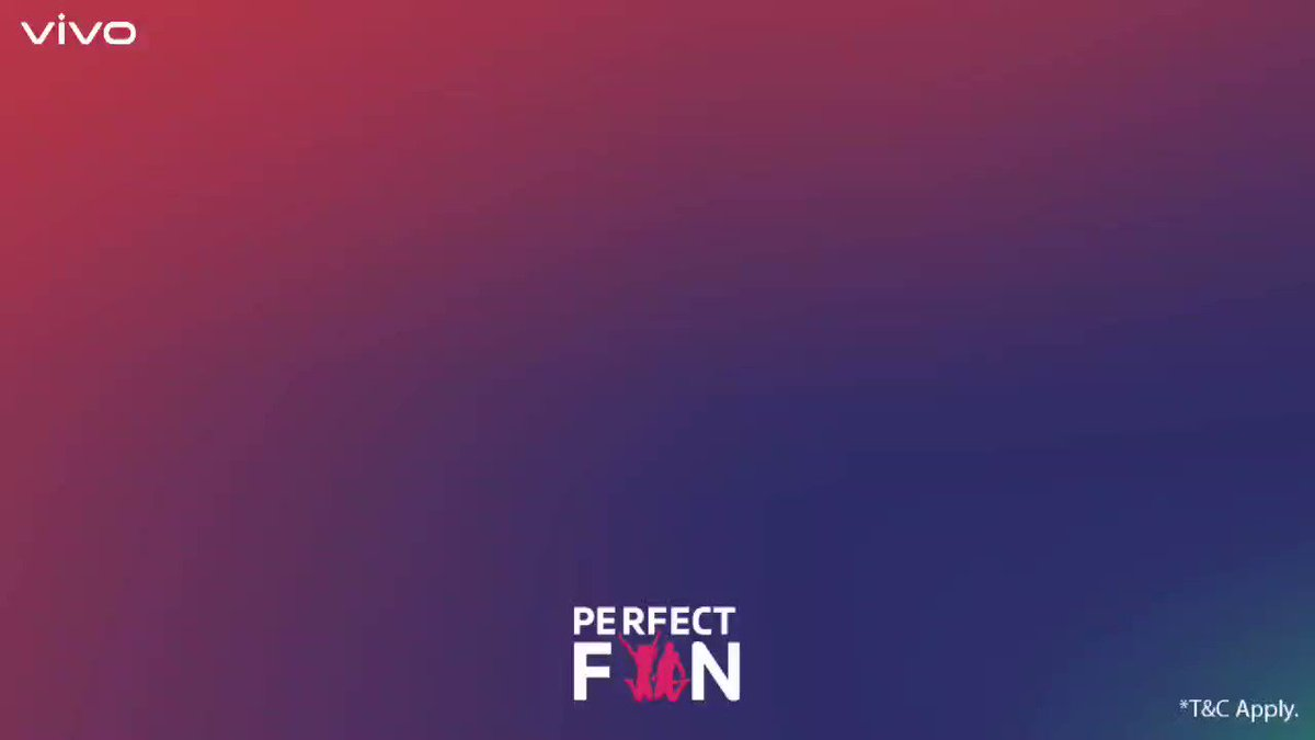 Participate in the VIVO IPL #PerfectFan contest, answer simple questions and get a chance to meet me! 🙂  Are you the perfect fan I'm looking for?  Check out this video from @Vivo_India and find out more. https://t.co/NnWlaxYV3t