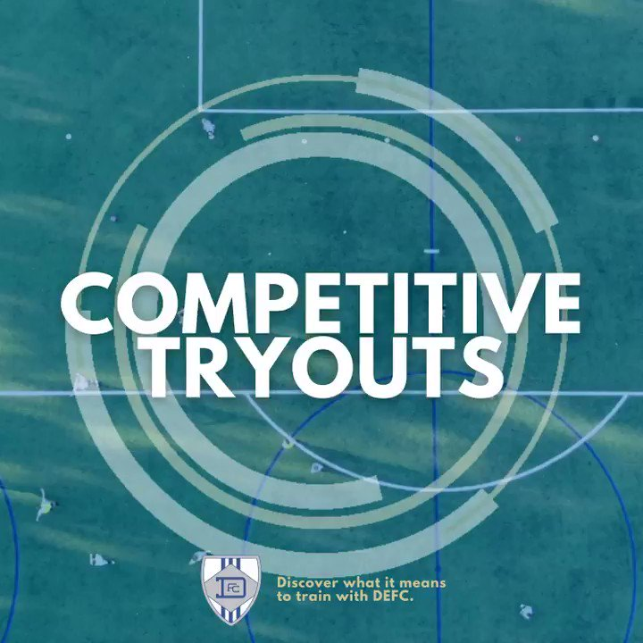 Image for the Tweet beginning: 🏆 COMPETITIVE TRYOUTS 🏆 are