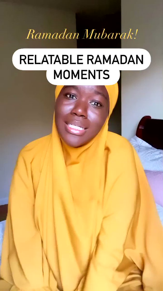 """Ramadan is much more than a month of fasting.""  @reinesenegalese shares relatable Ramadan moments ✨❤️ 💫  https://t.co/haB55YzpX2 https://t.co/6ZVs7oWB5X"