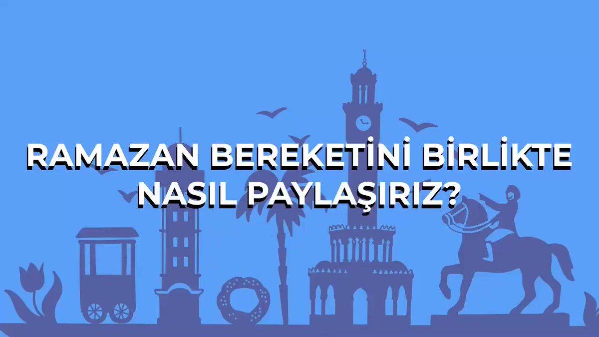 Image for the Tweet beginning: Ramazan demek paylaşmak demek.  Halkın Bakkalı