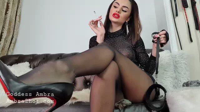Model - Goddess Ambra dominatrix