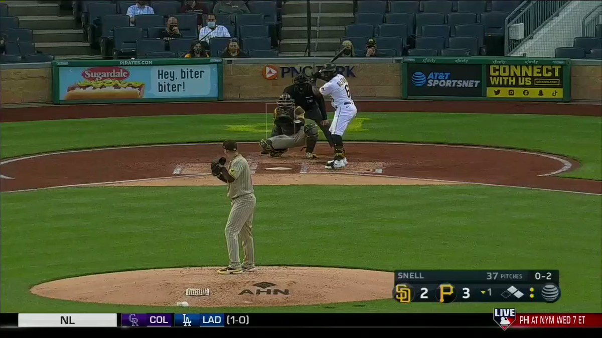 @MLBNetwork's photo on Snell