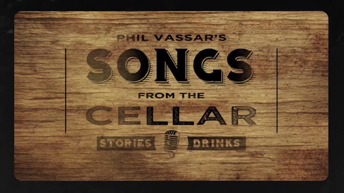 Watch Vince on @philvassar's Songs From The Cellar tonight, on @CircleAllAccess at 9/8c. More info here: https://t.co/NDasVRbbE5