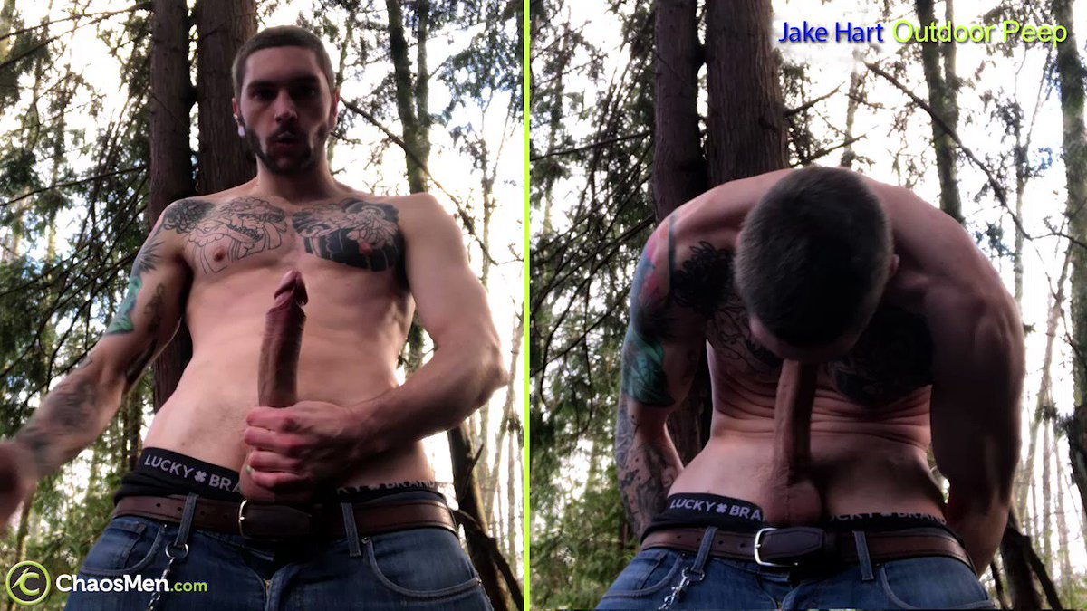 Image for the Tweet beginning: Jake Hart - Outdoor Self-Suck