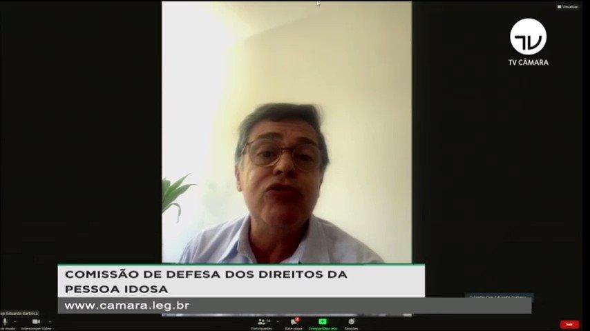 Capa: A disparidade na vacinação de idosos contra a COVID-19 nas diversas regiões do p...