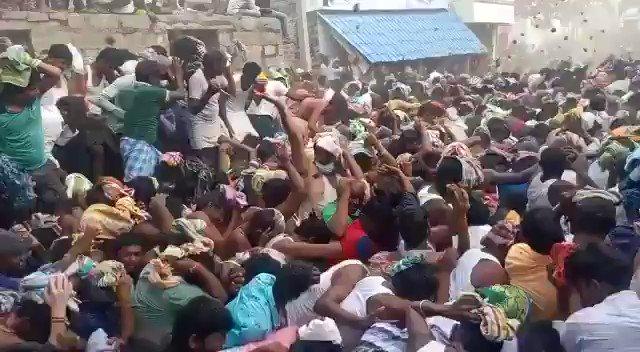 Corona Krise in Indien :Die bittere Melodie , das hinduistische Neujahr zu feiern, wenn Hindu sie sich gegenseitig mit Kuh Kot bewerfen! Video!.