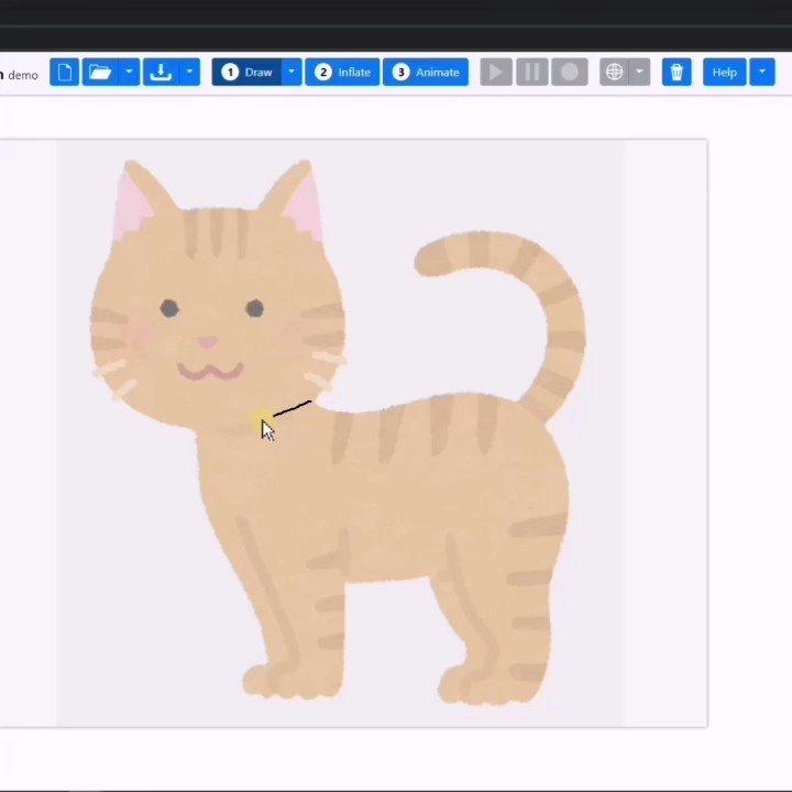 誰でも簡単にリアルに動く3Dモデル作成アプリ「monster mash」が便利すぎる!