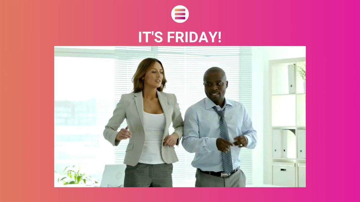 As promised, time to dance! Happy Friday everyone!  #unbiasedrecruiting #diversityhiring #remotehiring #interviewintelligence #interviewautomation #videointerview #hrtech #weekendmode https://t.co/dEsjHfd4s1