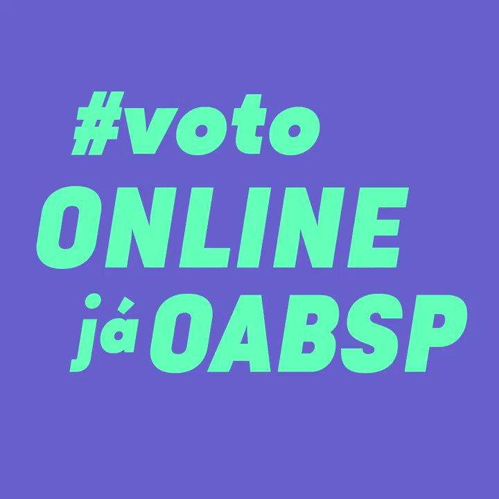 Tema MUITO IMPORTANTE. Compartilhem!  #votoonlinejaoabsp https://t.co/7XZ2RcG0cx