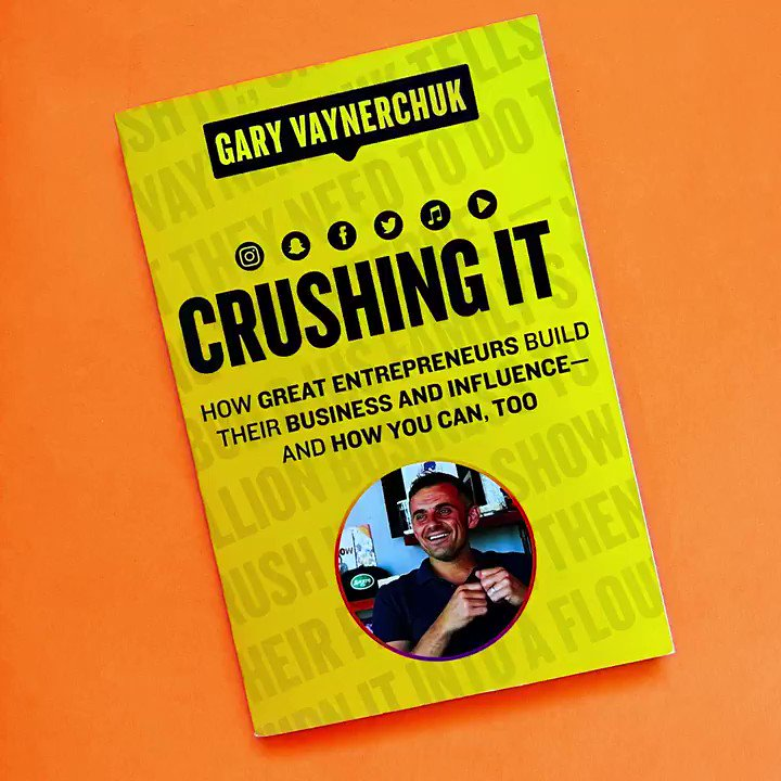 How about you, how are you #CrushingIt?  @garyvee  #ContentisKing #Marketing #Agency #ContentCreation #Strategy #Advertising #SocialMedia #Dubai #MyDubai #UnitedArabEmirates  *Content Exclusively Created by the #HangingGardensAgency