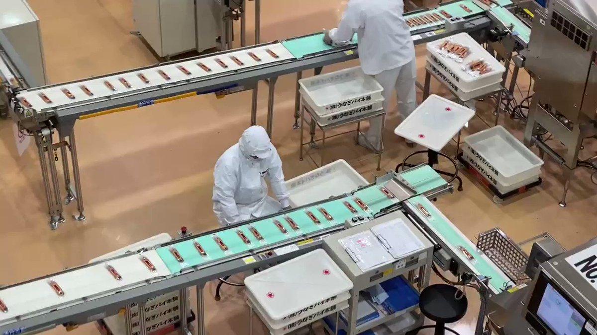楽そうに見えて?工場で一番つらい仕事がこれ!