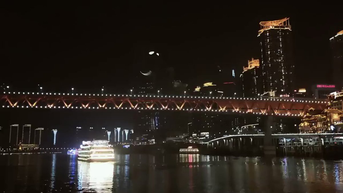City break in #Chongqing? Why not? https://t.co/oMgJzugTMl  #China #Travel #Cruise #Yangtze #Travel https://t.co/vy9dOZDgjI