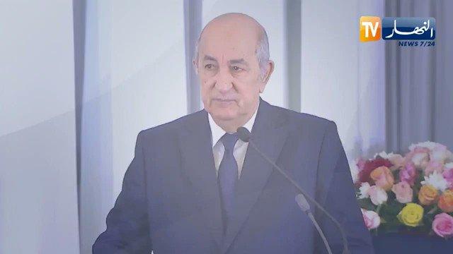 أبرز ما تضمنه إجتماع مجلس الوزراء برئاسة رئيس الجمهورية عبد المجيد تبون