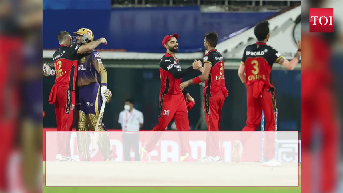 #IPL2021 #RCBvKKR #KKRvRCB   WATCH 📹🧐 @ABdeVilliers17, @Gmaxi_32 fire @RCBTweets to 38-run win against @KKRiders 🏏