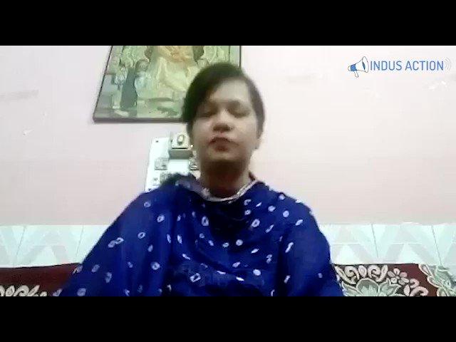 Image for the Tweet beginning: दिल्ली की एक माँ मीनाक्षी